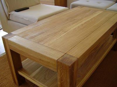 stol hrast